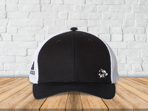 Mesh-Back Colorblocked Cap
