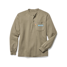 Load image into Gallery viewer, RigUp Flame Resistant Henley