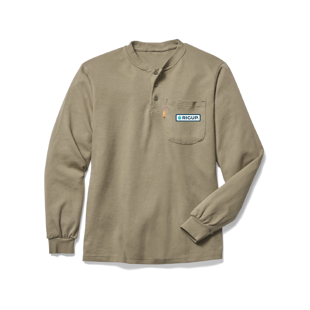RigUp Flame Resistant Henley