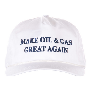 Make Oil & Gas Great Again Hat