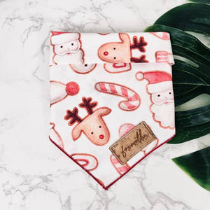 Christmas Cookies Bandana