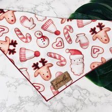 Load image into Gallery viewer, Christmas Cookies Bandana