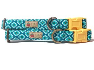 Hamilton Heights – Organic Cotton Dog Collar