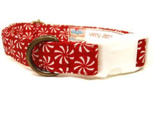 Load image into Gallery viewer, Peppermint Patty – Organic Cotton Dog Collar