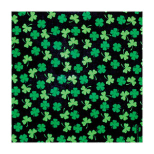 Lucky Dog Bandana with Shamrocks