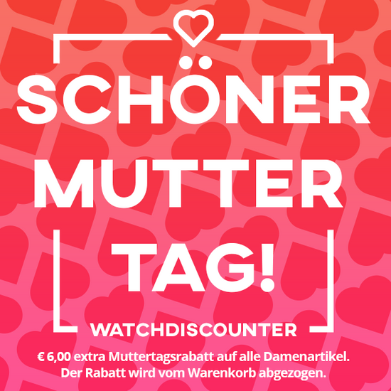 Muttertag 2021 WatchDiscounter.de