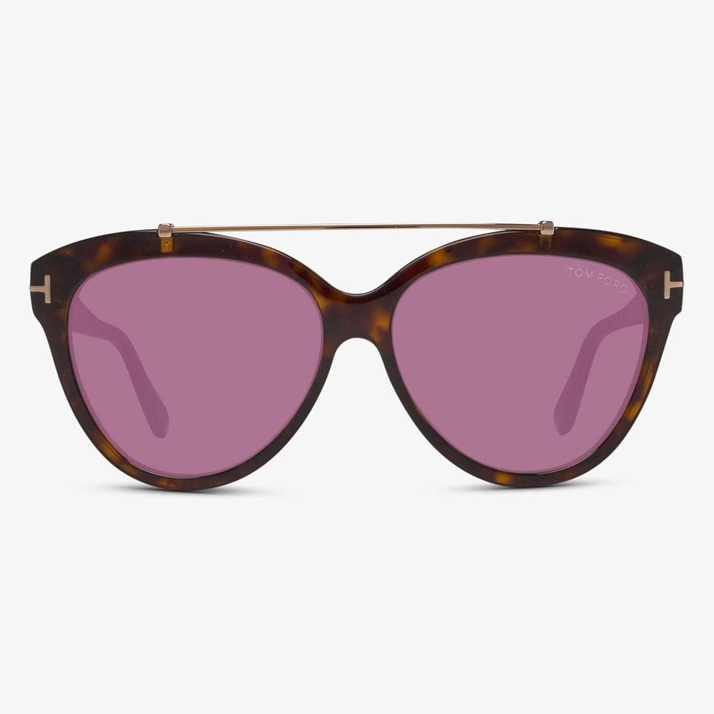 Tom Ford Damen Sonnenbrille FT0518 5852Z