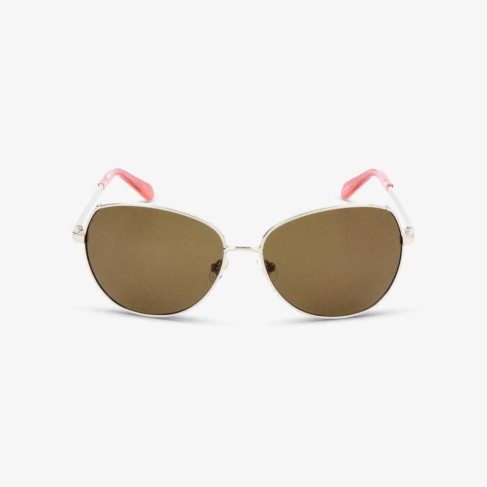 Kate Spade Damen Sonnenbrille CANDIDA-P-S 3YG Light Gold
