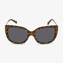 COACH Damen Sonnenbrille HC8246 551987 55 Spotty Tort Sig C Outside