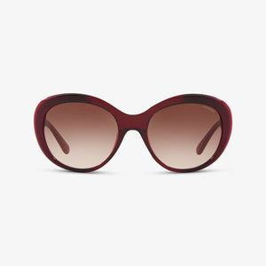 COACH Damen Sonnenbrille HC8259 553213 54 Berry Laminate