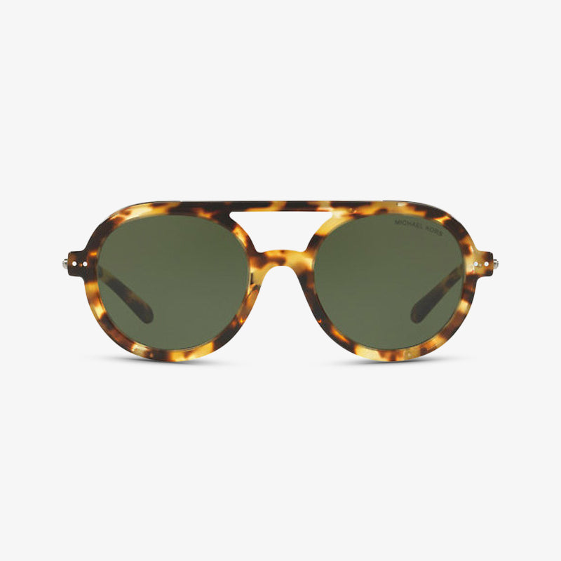 MICHAEL KORS Damen Sonnenbrille MK1042U 302871 49 Injection.Jet Set Tort Vail