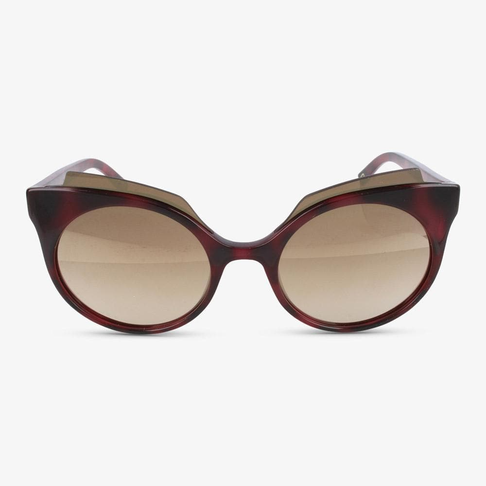Marc Jacobs Damen Sonnenbrille MARC 105-S N8S Red Havana