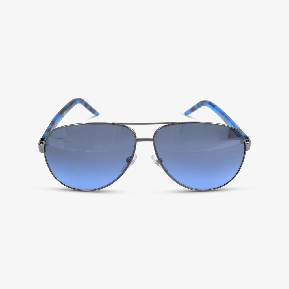 Marc Jacobs Sonnenbrille MARC 71-S U60 Dark Grey Blue Havana