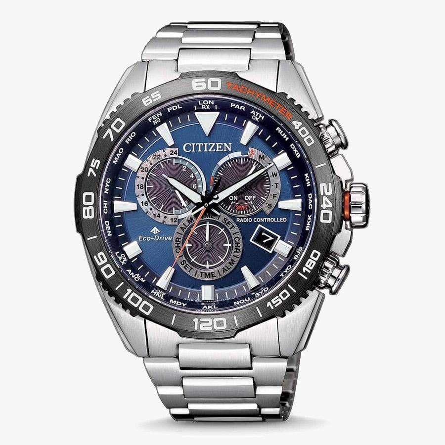 Citizen Promaster Land Eco Drive CB5034-82L Herrenuhr
