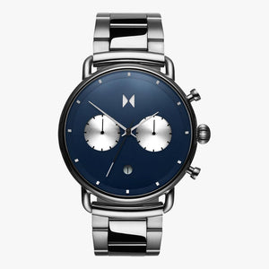 MVMT D-BT01-BLUS Blacktop Astro Blue Herrenuhr