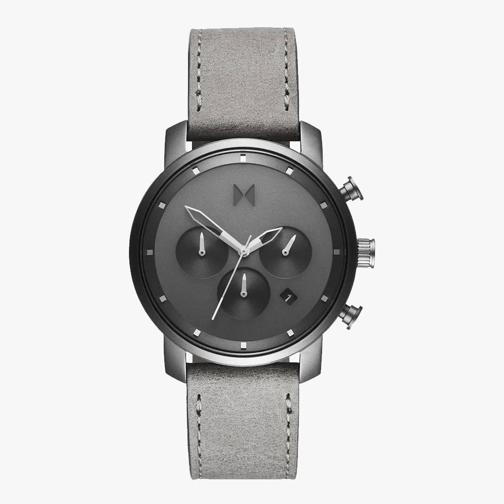 MVMT D-MC02-BBLGR Chrono 40 Monochrome Herrenuhr