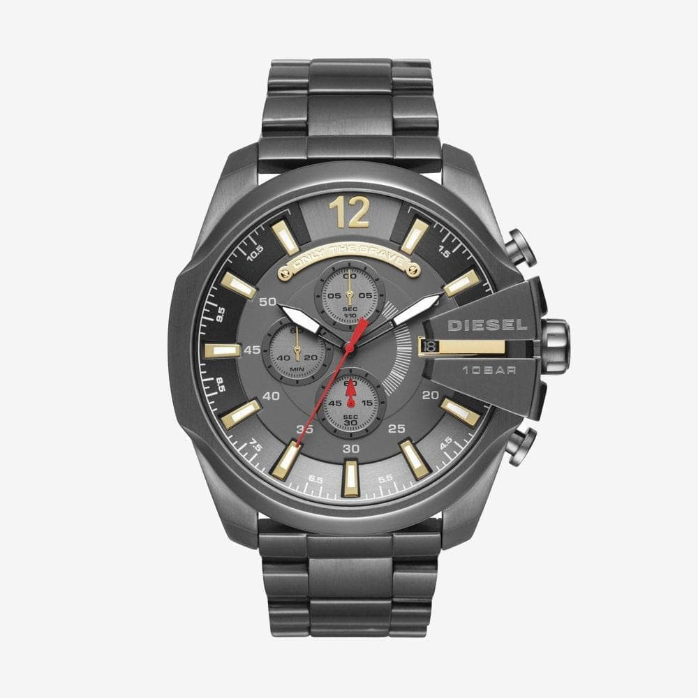 Diesel DZ4421 Mega Chief Herrenuhr