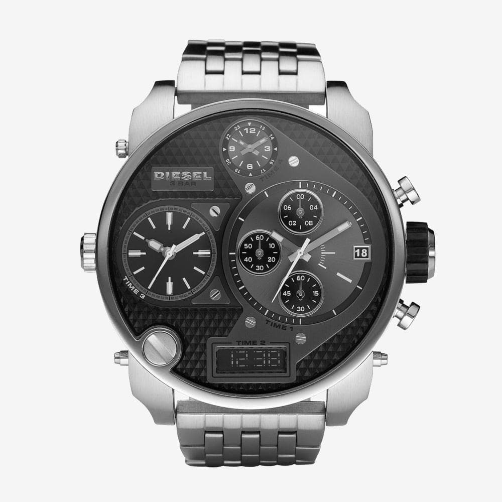 Diesel DZ7221 Mr.Daddy Herrenuhr mit Chronograph
