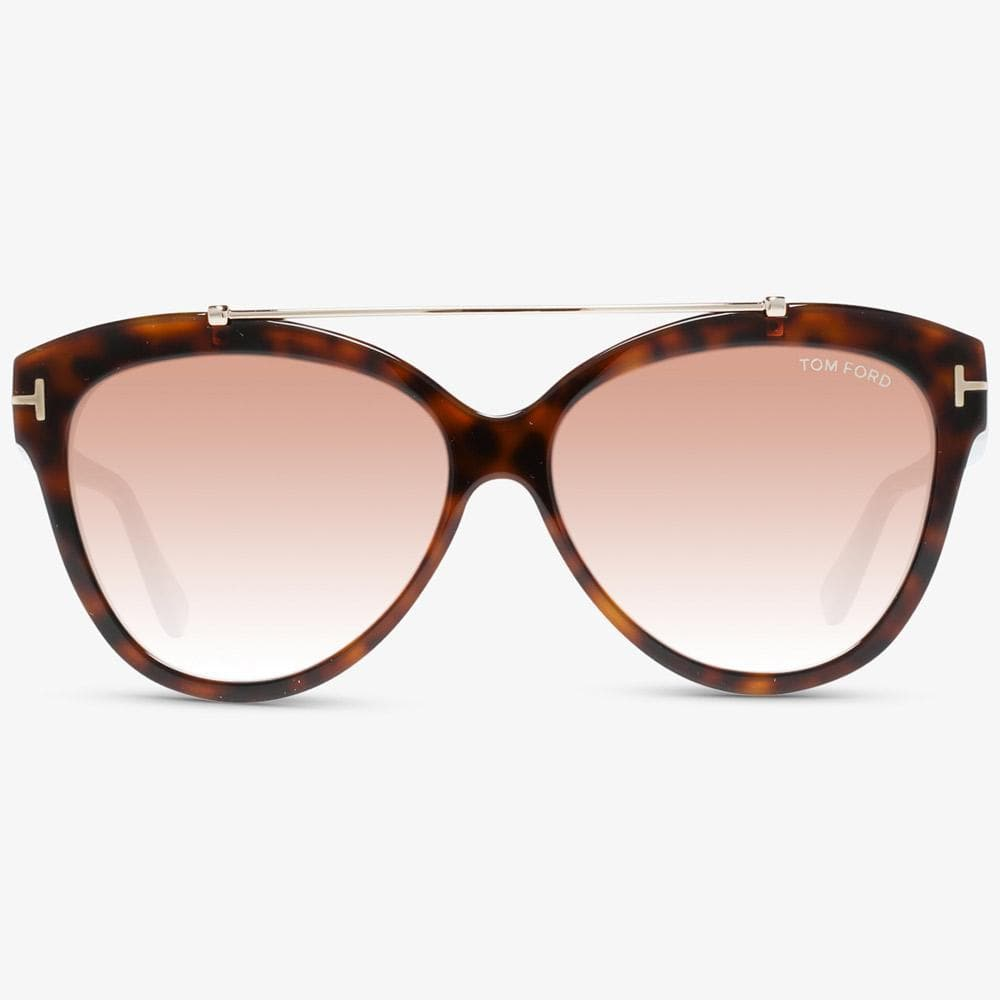 Tom Ford Damen Sonnenbrille FT0518 5853F