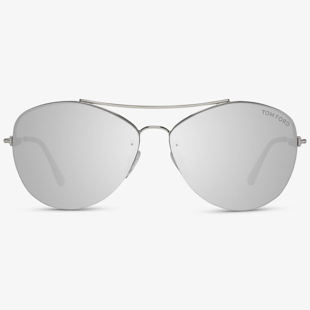 Tom Ford Damen Sonnenbrille FT0566 6018C