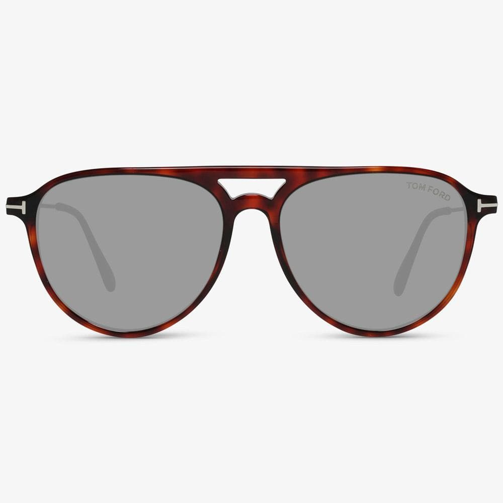 Tom Ford Damen,Herren Sonnenbrille FT0587 5854N