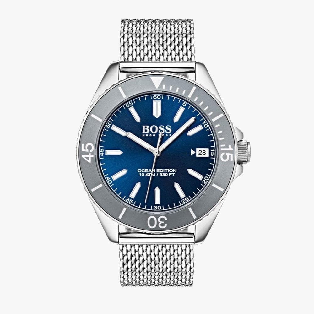 Hugo Boss HB1513571 Ocean Edition Herrenuhr
