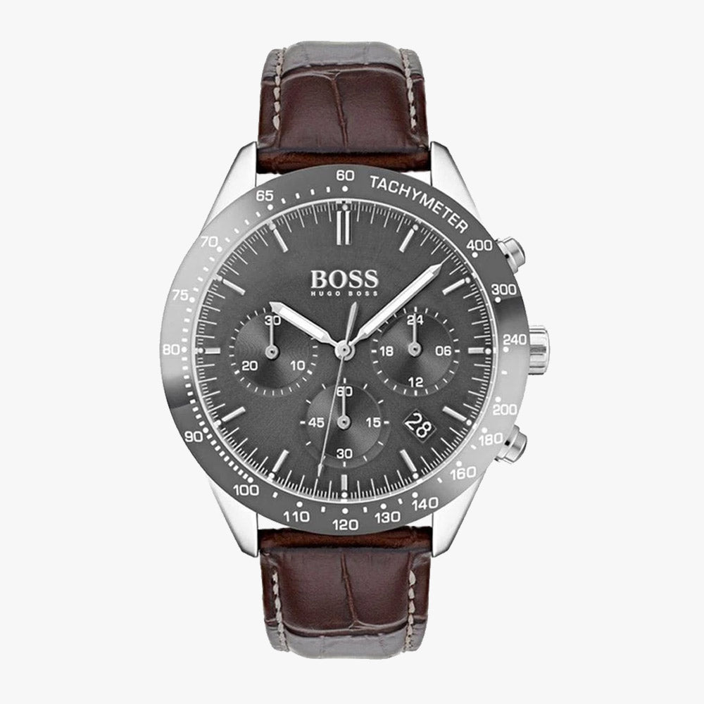 Hugo Boss HB1513598 Talent Herrenuhr mit Chronograph