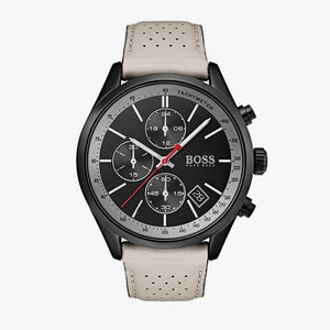 Hugo Boss HB1513562 Grand Prix Herrenarmbanduhr mit Chronograf