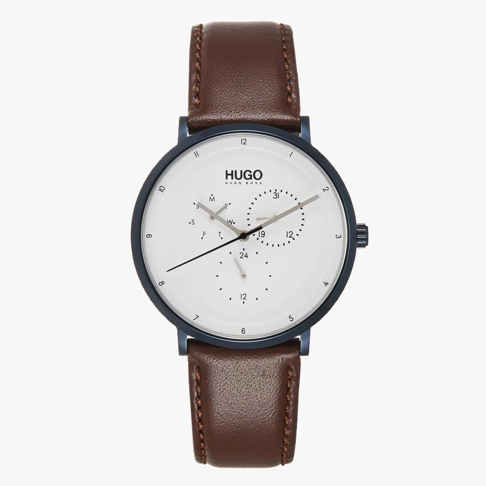 Hugo Boss HU1530008 Guide Herrenuhr