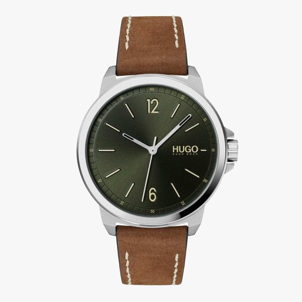 Hugo HU1530063 Lead Herrenuhr
