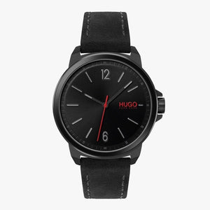 Hugo HU1530067 Lead Herrenuhr