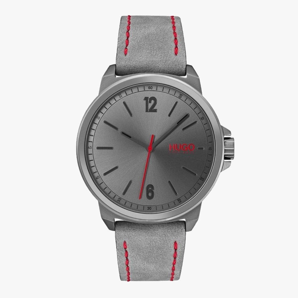Hugo HU1530096 Lead Herrenuhr