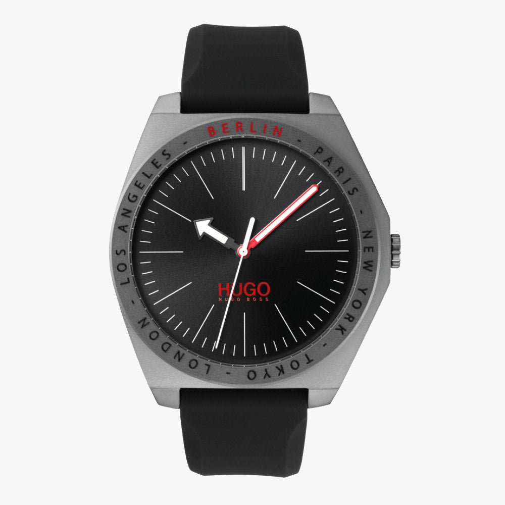 Hugo HU1530104 #Act Herrenuhr