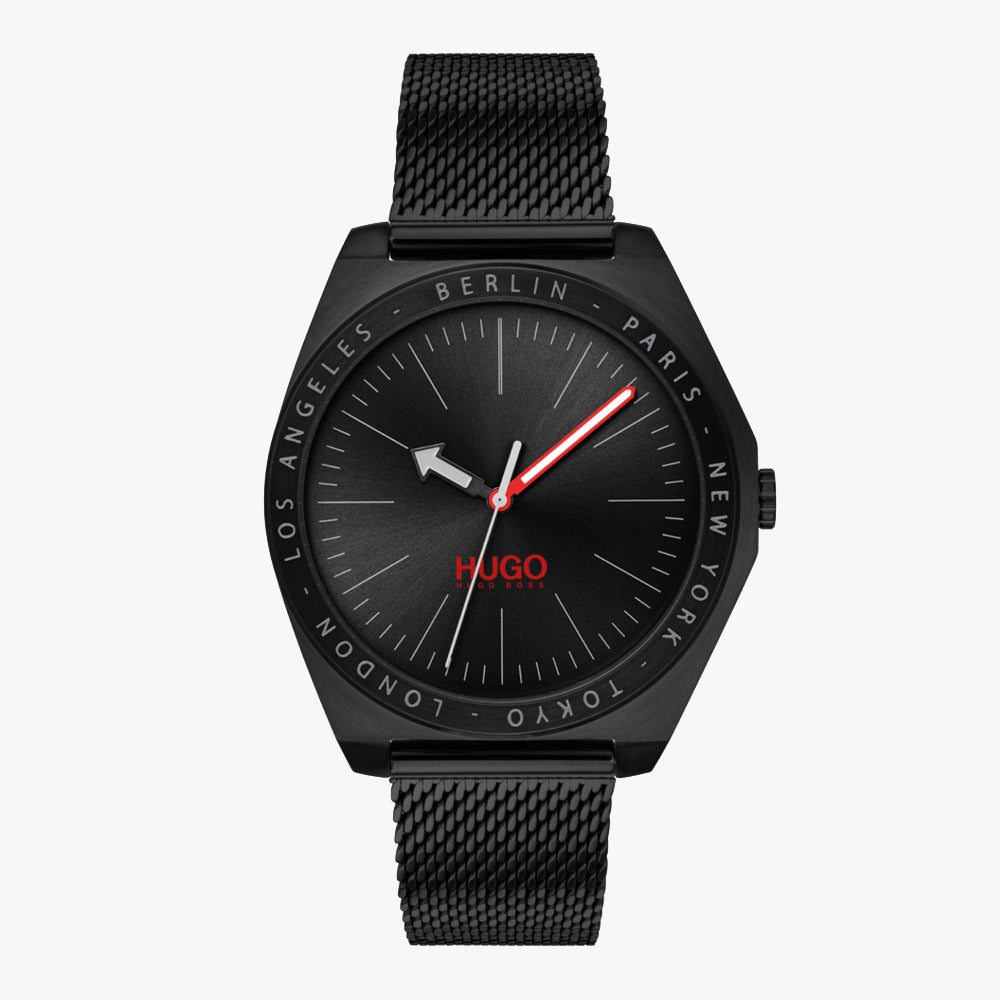Hugo HU1530108 #Act Herrenuhr