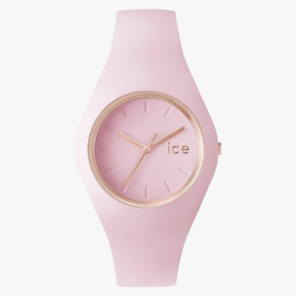 Ice-Watch ICE Glam Pastel Pink Uhr IW015750 IW001069 Medium 40 mm