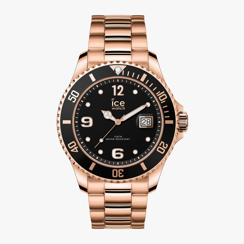 Ice-Watch ICE Steel - Rose-Gold - Medium IW016763 Uhr 40 mm