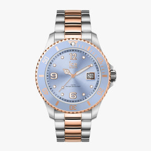 Ice-Watch ICE Steel - Sky Silver RGP - M IW016770 Damenuhr 40 mm
