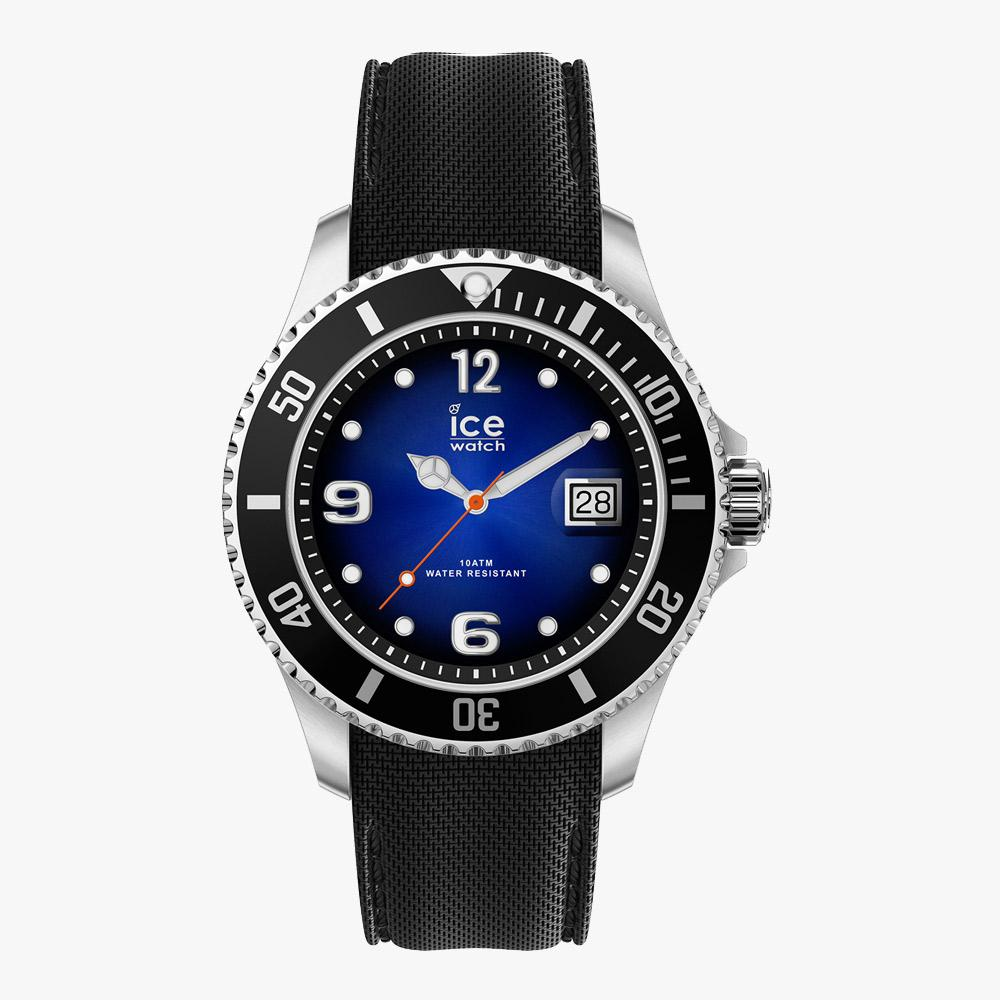 Ice-Watch ICE Steel - Deep Blue - XL IW017329 Herrenuhr 48 mm