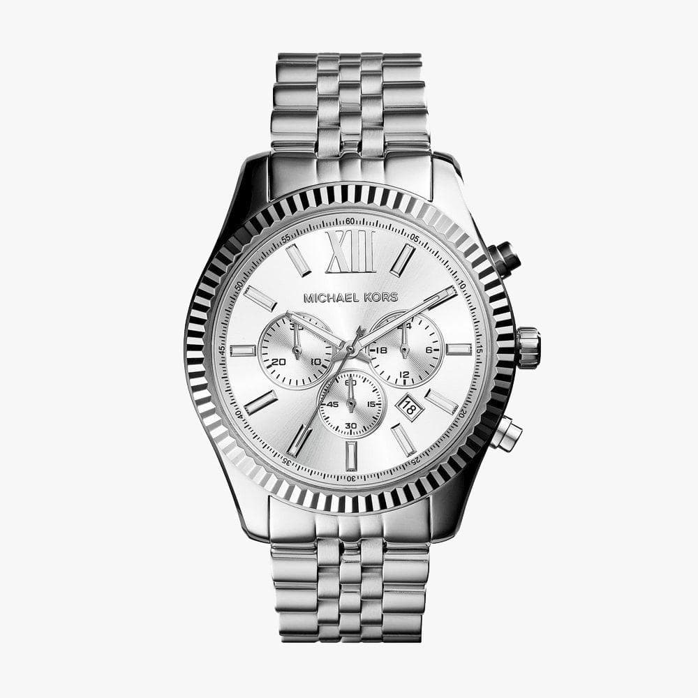 Michael Kors MK8405 Lexington Herrenarmbanduhr mit Chronograph