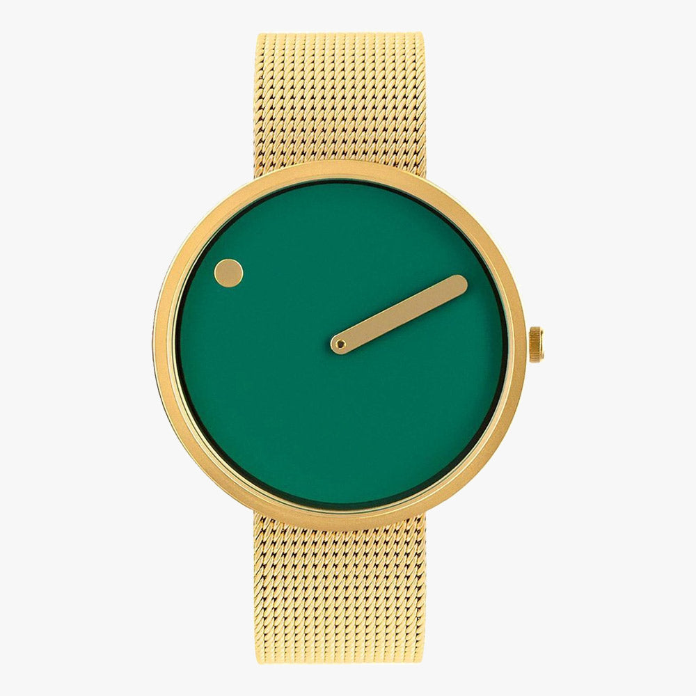 Picto PT43377-0920 Dusty Green Uhr