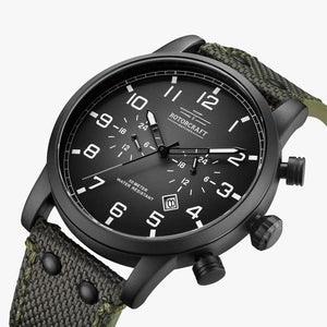 Rotorcraft Base RC1301 Dual time Herrenuhr