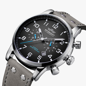 Rotorcraft Base RC1305 Dual time Herrenuhr