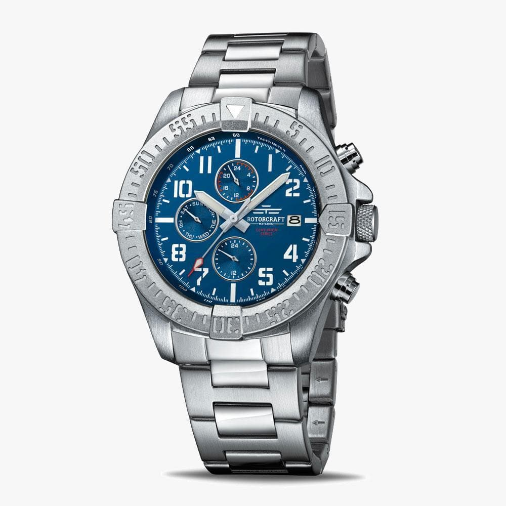 Rotorcraft Centurion RC1105 Multifunction Dual time Uhr
