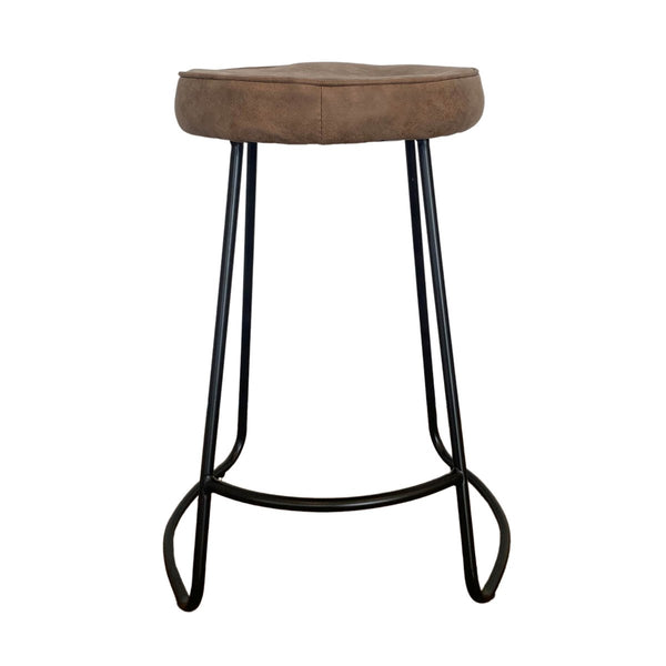 MURRAY TAN SEAT STOOL