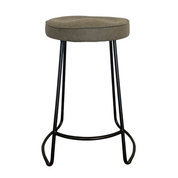 MURRAY GREY SEAT STOOL