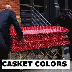 Casket Colors - Do You Know Which Color to Choose?