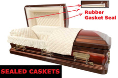 Why Are Caskets Sealed - The Information to Read Before Making a Decision