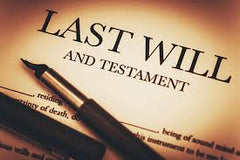 Do We All Need to Write a Will?