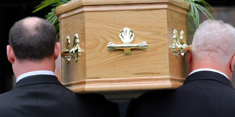 Being a pallbearer is both an honor and a duty