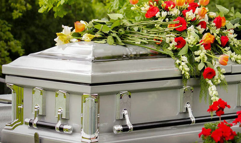 Purchase the casket from online retailers in Arizona